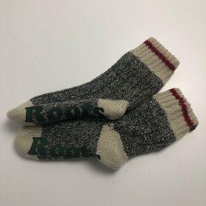 New Roots 100% Acrylic Wool Womens Socks